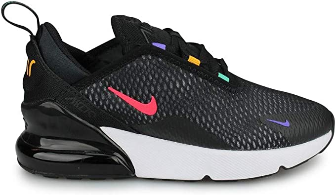 Nike Air Max 270 (ps) Little Kids Ao2372 002 Size 2