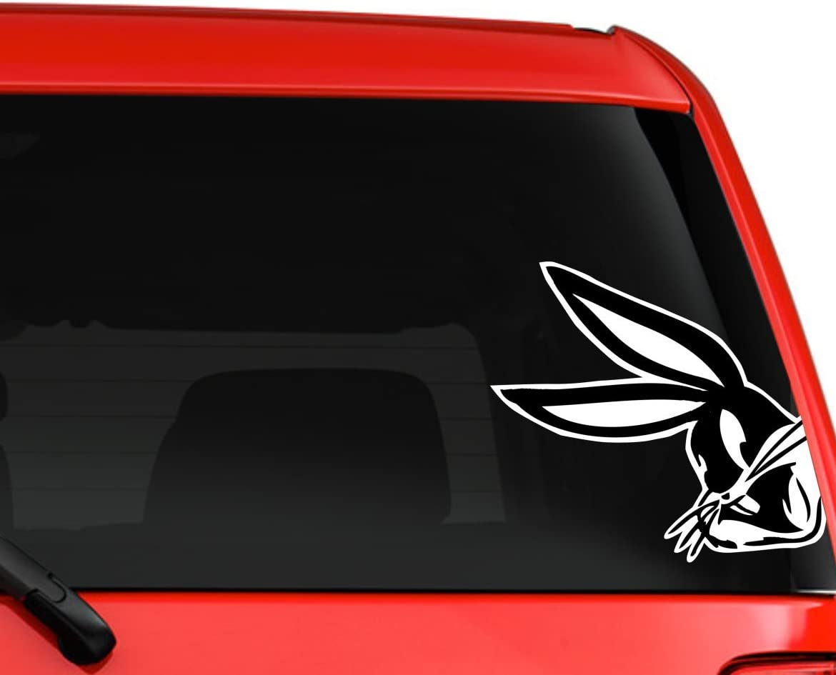 BUGS BUNNY CAR TRUCK DECAL GRAPHIC VINYL HOOD SIDE