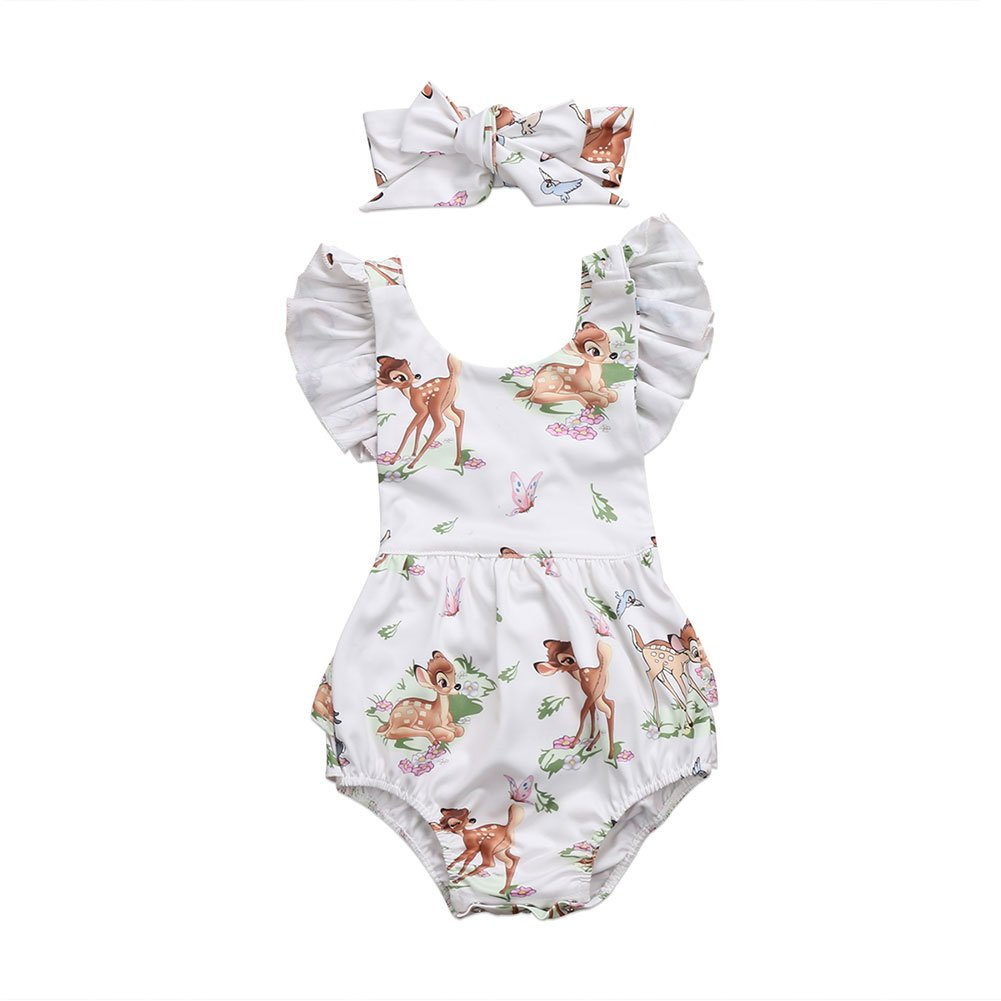 5f05cab80 Gemini mall® Baby Girls Clothing Sets