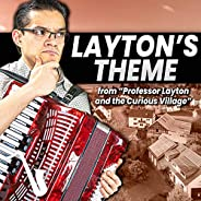 """Layton's Theme (From """"Professor Layton and the Curious"""
