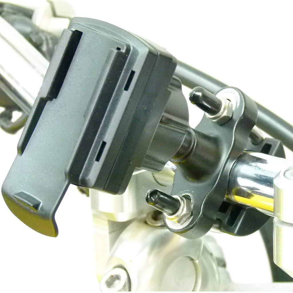 Buybits Metallo U Bullone Supporto Moto Bici per Garmin Gpsmap 64 64s 64st