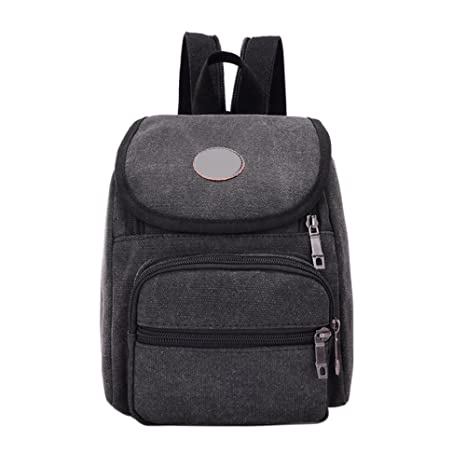 Widewing Mochilas mujer guess Nuevo Canvas Men Leisure Backpack Multifunción Outdoor Sport Shoulder Bag