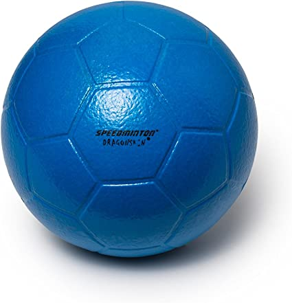 Speedminton Fútbol, 21 cm – Pelota de gomaespuma, Unisex, Fußball ...