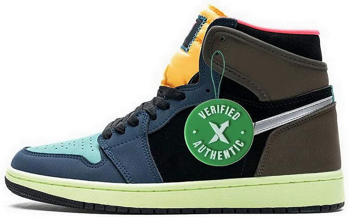 Herren Damen 1 Basketballschuhe Laufschuhe Sportschuhe Fashion Basketball Sneakers Fitnessschuhe Schuhe