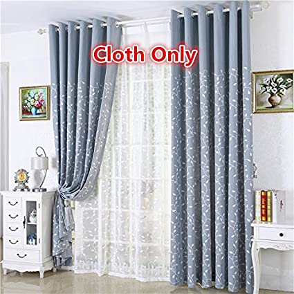 fabric window treatments non wpkira panel grommet window treatments thermal insulated curtain drapes polyester cotton fabric cover screen amazoncom