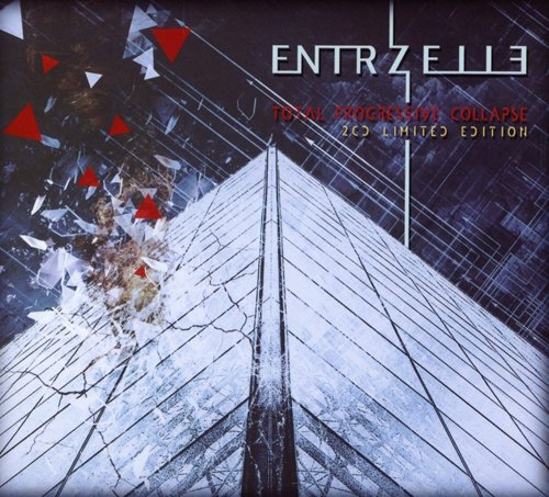 CD : Entrzelle - Total Progressive Collapse (Limited Edition, 2PC)