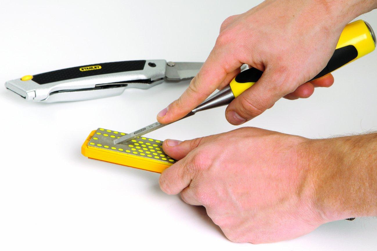 Stanley STHT0-16144 - Afilador de diamante para cuchillos
