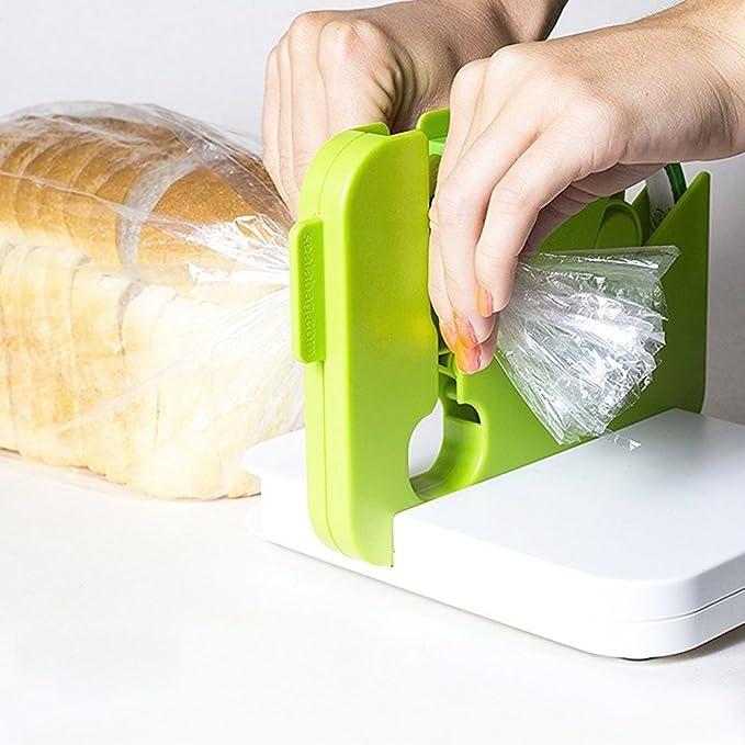 Naisicatar máquina de precintar scelleur de Bolsas de Las ...