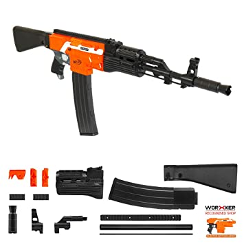 Buy HITSAN INCORPORATION Worker MOD F10555 AK47 Imitation