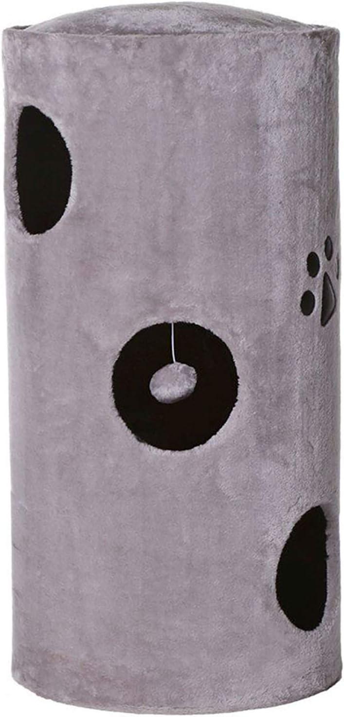 Dibea KT00952 Tonelada Torre Rascador para Gatos, 78 cm, Altura ...