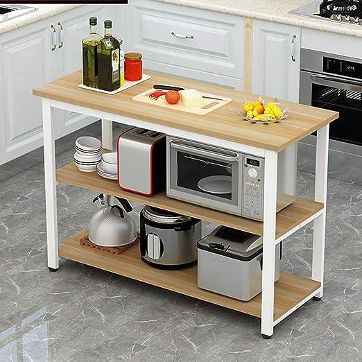 FEIYAN HOME-microwave oven racks Cocina Horno Microondas Estante ...