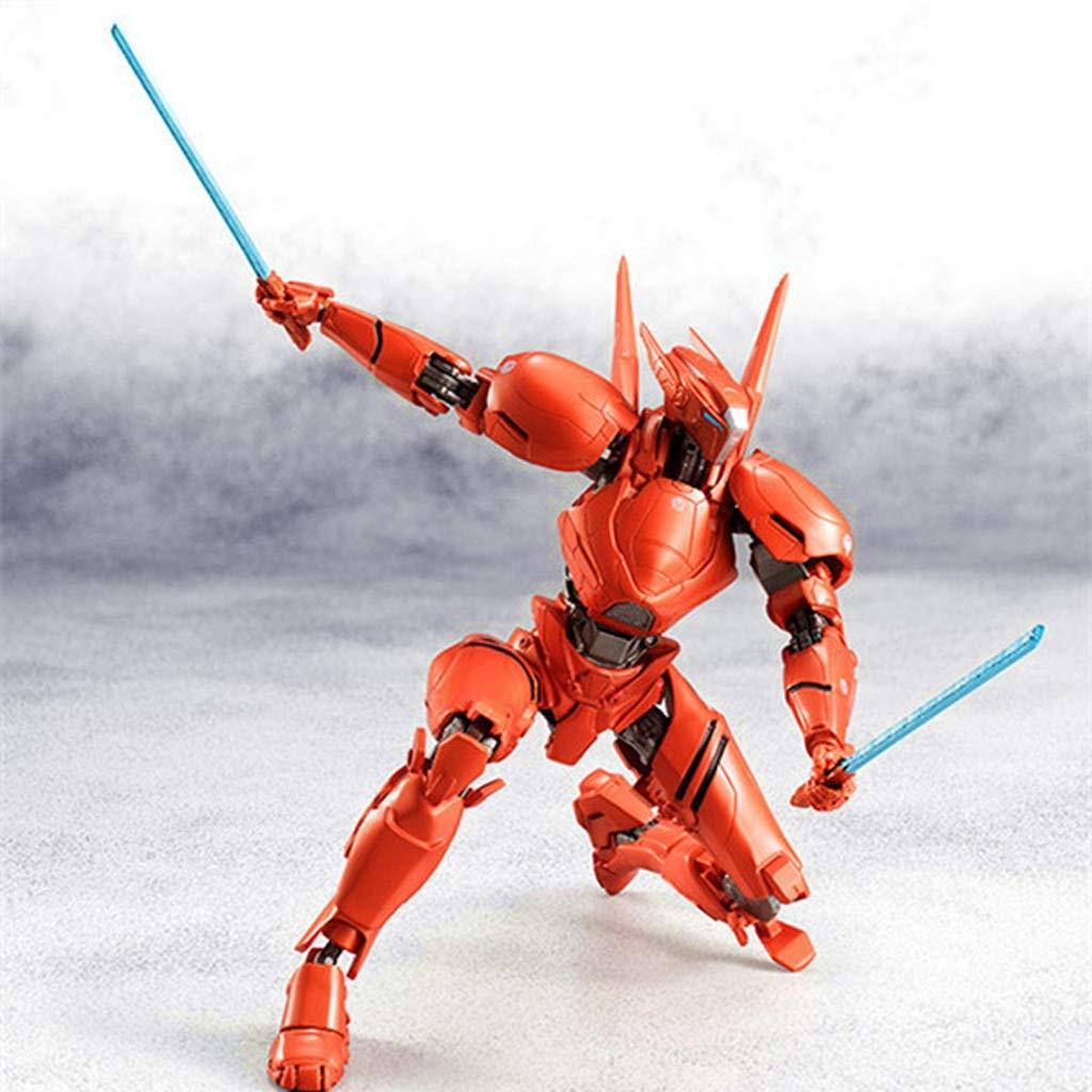 Xuping Roboter Charakter Modell Dekoration 17cm Sabre Athena Puppe Spielzeug Souvenir/Geschenke/Sammlung/Handwerk/Urlaub Geschenke