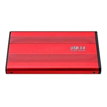 MINGYUECHAO Equipo Neutro Disco Duro Negro Actualiza 1T USB 3.0 ...