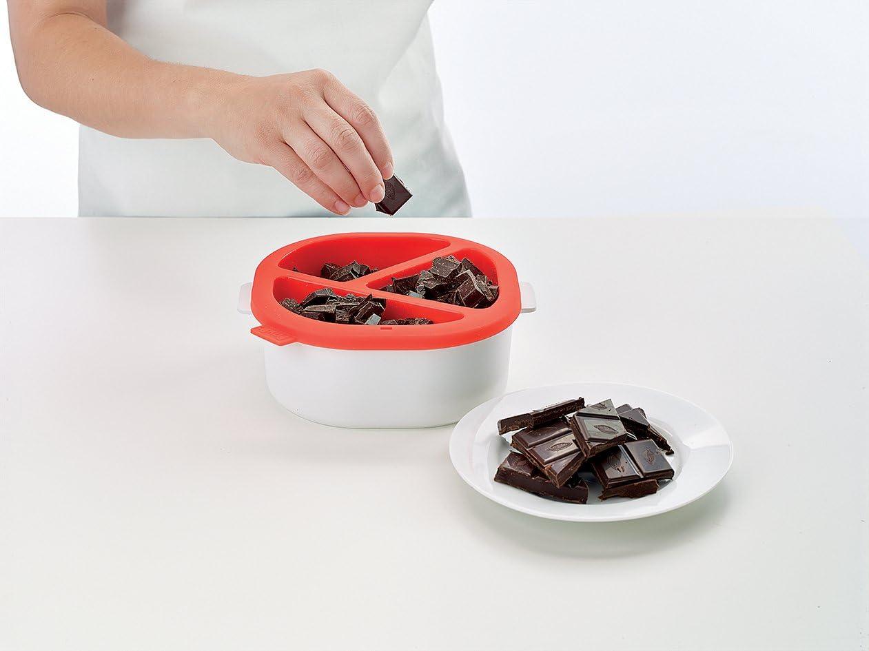 Lékué - Recipiente para Fondue de Chocolate: Amazon.es: Hogar