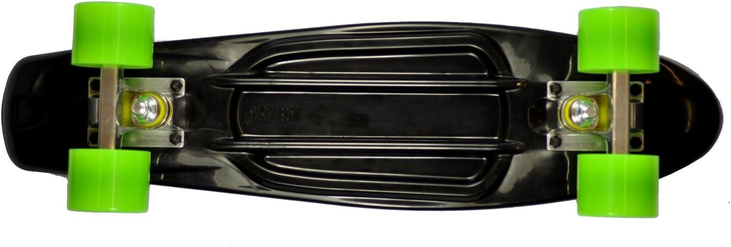 Ridge Retro Cruiser Board Black Green - 2