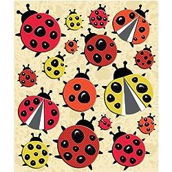 K&company Ladybugs Sticker Medley