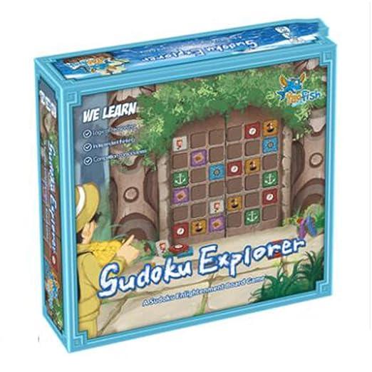 GWLTV Rompecabezas Juego de Mesa, Sudoku Explorer, Entrada ...