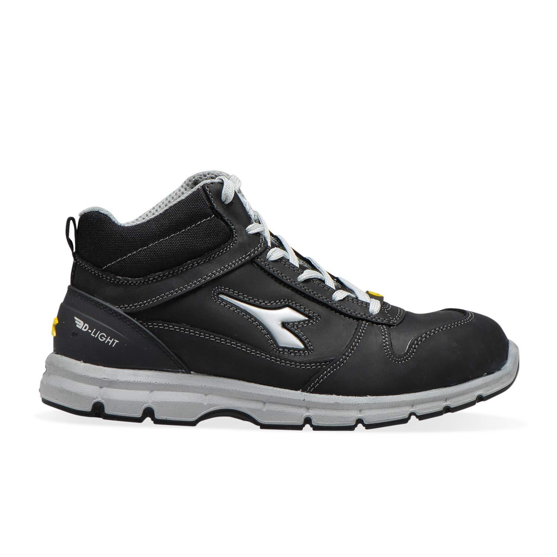 8013 - - - svart Utility Diadora - High Work skor springa II HI S3 SRC ESD för man och kvinna  försäljning online spara 70%