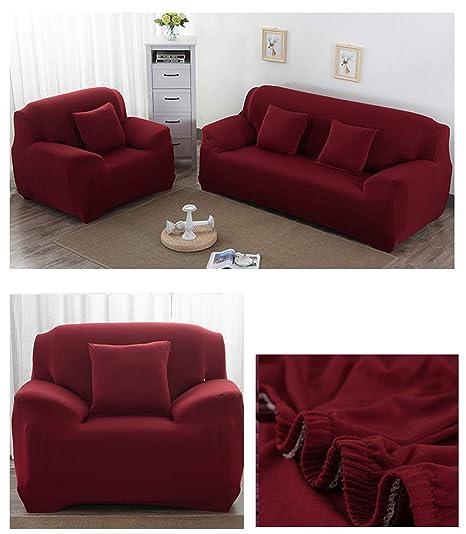 Surprising Amazon Com Dengjq Fabric Single Double Triple Chaise Sofa Lamtechconsult Wood Chair Design Ideas Lamtechconsultcom