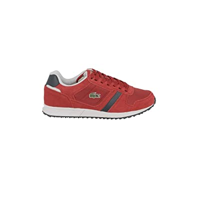 Vauban Lacoste Nvy 40Chaussures Snm Spm Red Pointure Et 7gYbf6y