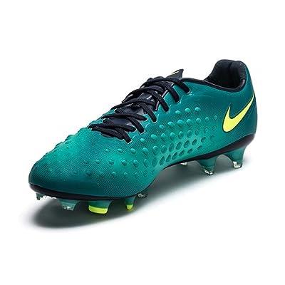 Nike Jr Magista Obra II FG Rio Teal/Volt Obsidian Shoes