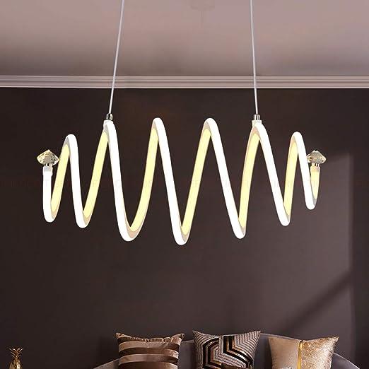 LED Lámpara de Comedor Lámpara Regulable Colgante Diseño Moderno ...