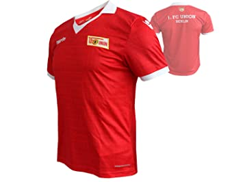 FC Union Berlin Jubiläums Junior Jersey 2016 1. FCU Niños Camiseta Rojo