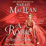 Bargain Audio Book - A Rogue by Any Other Name