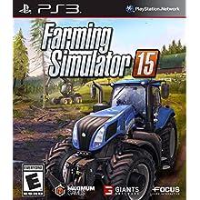 Maximum Games Farming Simulator 15 - PlayStation 3