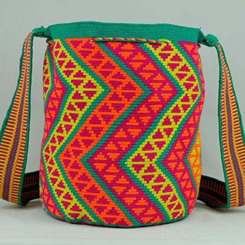 Design 3053 Large Mochila Premium Bag Wayuu xw70qan