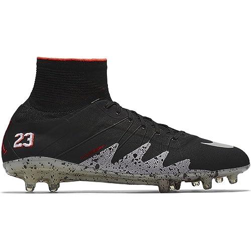low priced e3dd6 e09dd Nike Hypervenom Phantom II NJR FG Neymar Jordan Soccer Cleats 820117-006 sz  8.5 Black  Amazon.ca  Shoes   Handbags
