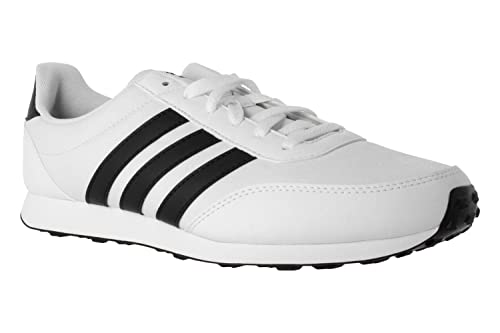 wholesale dealer 558fd f9f2f adidas Antisaltellamento CG5707 V Racer Bianco 46 Bianco Amazon.it Scarpe  e borse