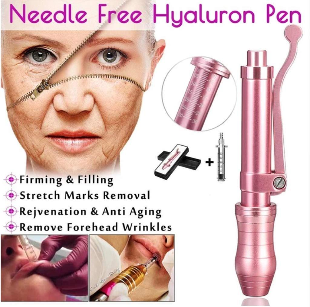 Amazon.com: HISJ Hyaluron Pen Pistola de mesoterapia sin ...