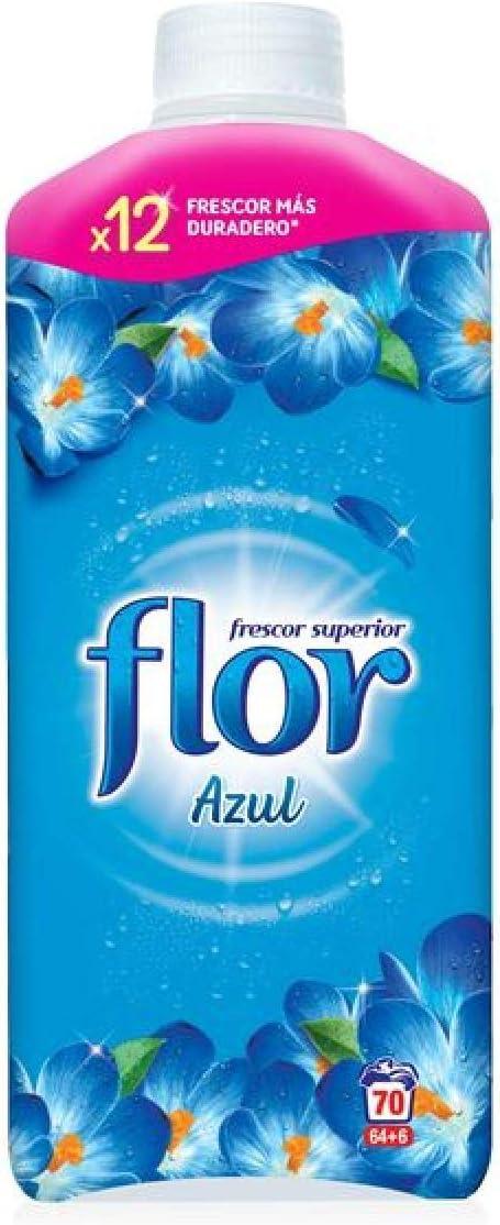 Suavizante Concentrado Flor Azul 1,5 L 70 Dosis