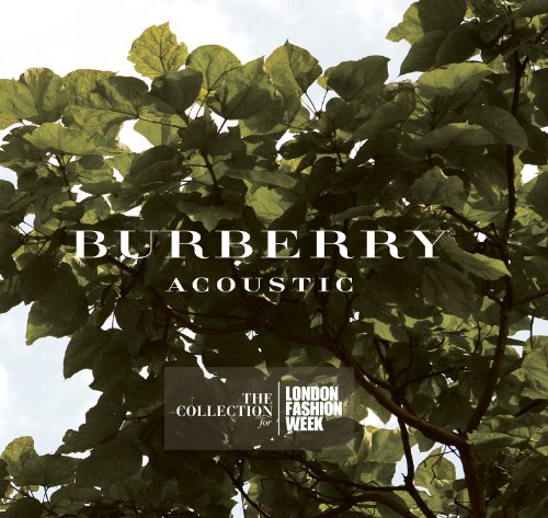 Price comparison product image Burberry Acoustic: Collection for London Fashion