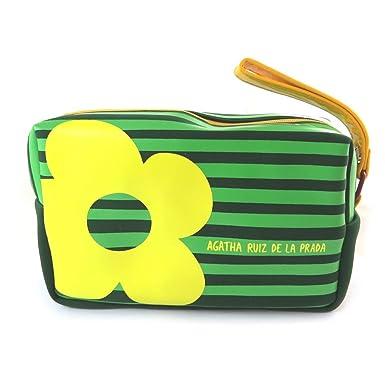 Amazon.com: Toilet kit Agatha Ruiz De La Pradayellow green ...