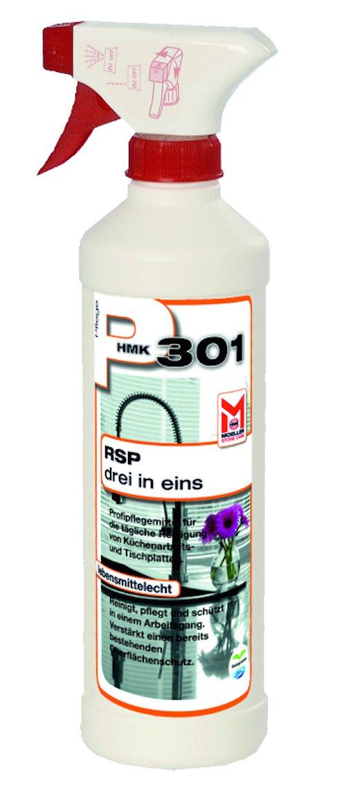 Mö ller Stone Care HMK P1 P 1 RSP (P 301) - tre in uno - SPRAY 500 ml