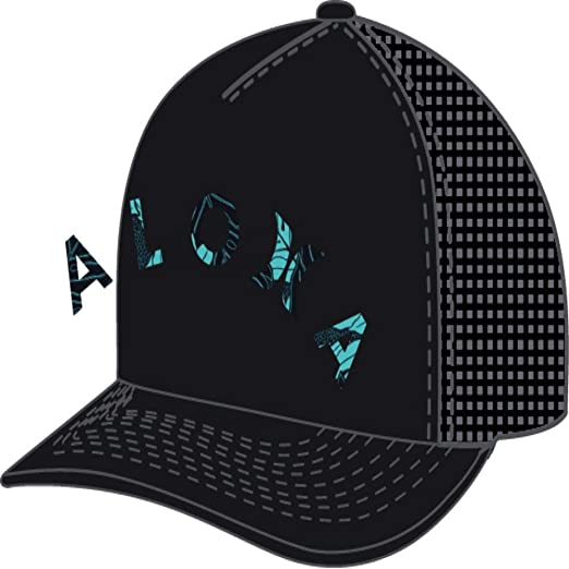abe48a49b9b1e ... ireland hurley womens sig zane trucker hat ar4027 aurora green ofa  1ff6c 77502