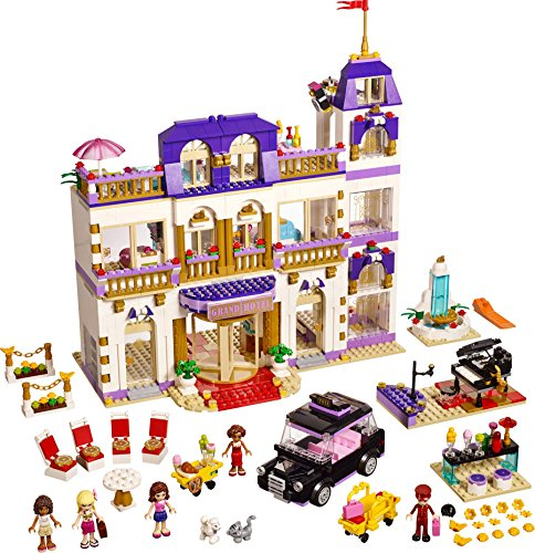LEGO Friends - Heartlake Grand Hotel, Imaginative Toys, 2017 Christmas Toys -  LEARN N DEVELOP, IMG_PLY_Y220