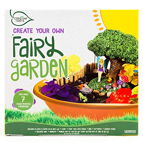 Creative Roots Create Your Own Fairy Garden by Horizon Group -