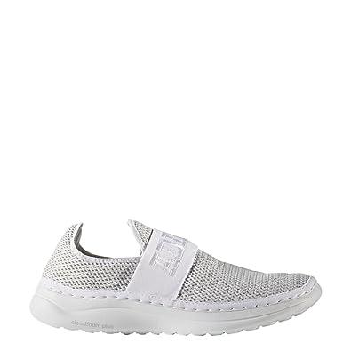 Adidas cloudfoam Plus recuperación zapato unisex tiene 13 blanco zen