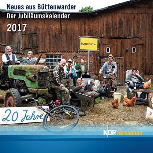 Neues aus Büttenwarder 2017: Kalender 2017 (Artwork Special)