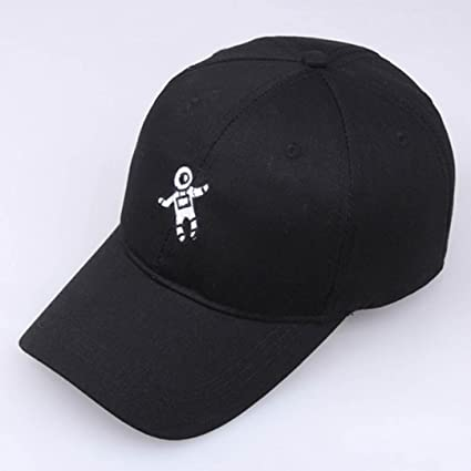 LMMVP Gorra de Béisbol para Hombres Mujer,Unisex Sombrero de Moda de Astronauta emberoidery Gorra de Béisbol Sombrero de Sol (B): Amazon.es: Deportes y aire ...