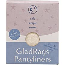 Gladrags Pantyliner Organic Undyed Cotton