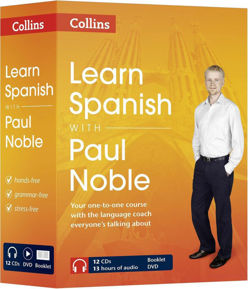 Learn Spanish Paul Noble product image