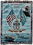 united states navy blanket - Pure Country Weavers