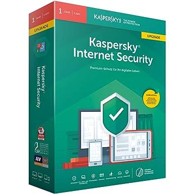 Kaspersky Internet Security 2019 Upgrade   1 Gerät   1 Jahr   Windows/Mac/Android   Box   Download