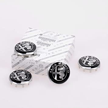 Mopar/® Authentic Accessories 71808019 Fregi coprimozzo per Cerchi in Lega