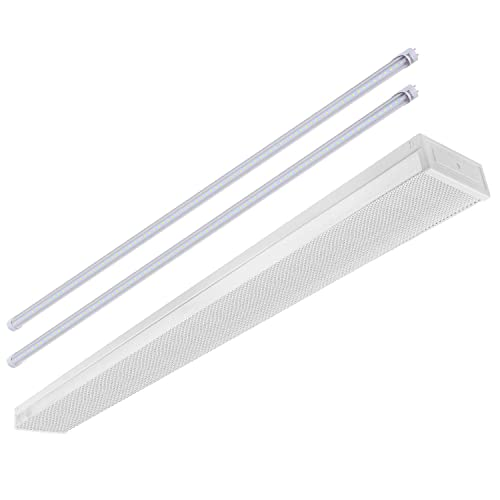 Fluorescent Light Fixture Covers Replacement: Amazon.com