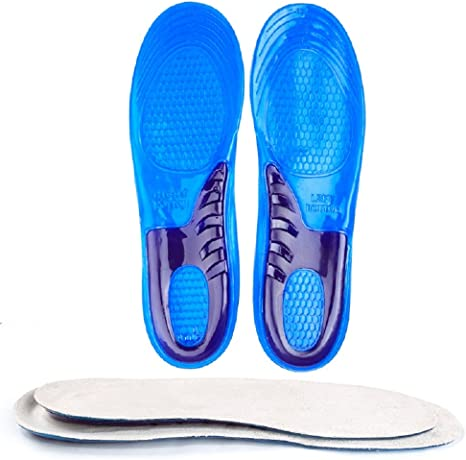 Gel Insoles,Sports Gel Insoles,Shoe Inserts arch support for Running,Hiking for